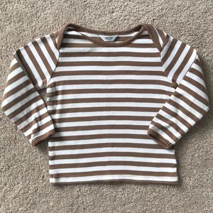 Baby Boden Long Sleeve Top (size 18-24m)